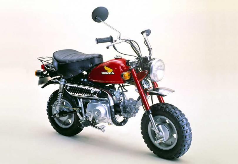 1978年的Z50J-I於現在看起來也是可愛具有特色。