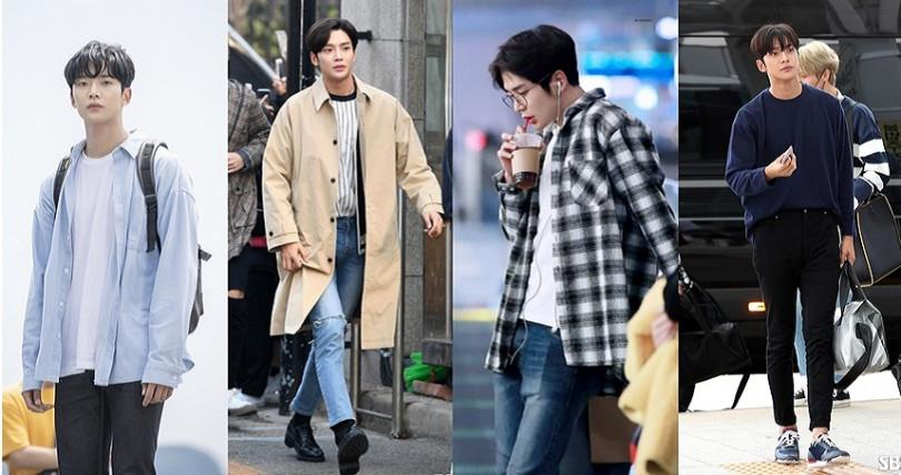 (圖/翻攝自《偶然發現的一天》劇照、OSEN、SBSfunE、推特@kimseokwoo_com)
