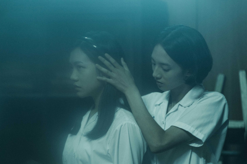 李玲葦、韓寧主演《返校》影集版。(圖/Netflix提供)
