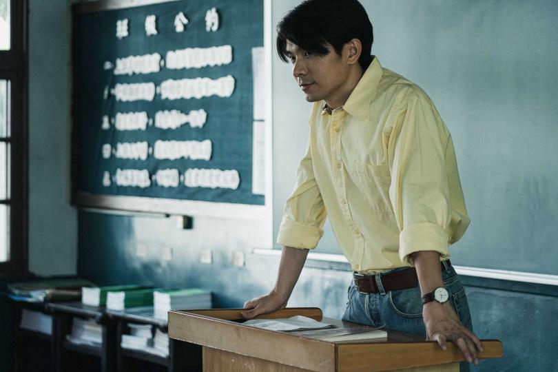 姚淳耀剛獲金鐘肯定拿下視帝寶座,並參演影集《返校》。(圖/Netflix提供)