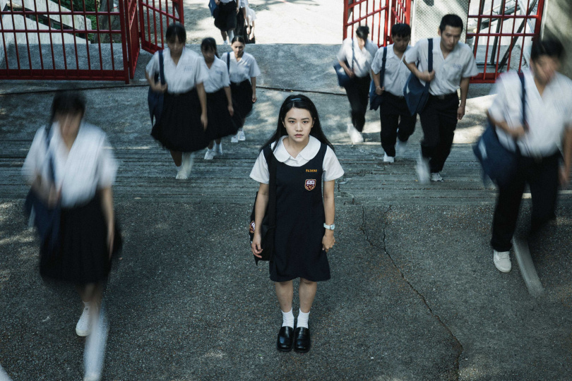 李玲葦主演影集《返校》。(圖/Netflix提供)
