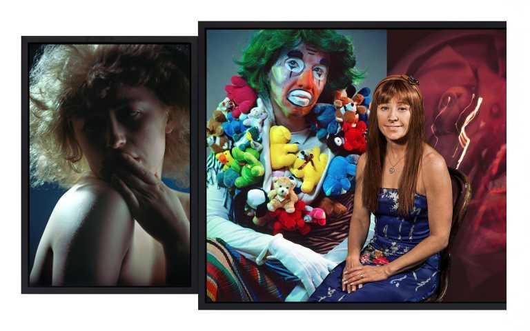 辛蒂‧雪曼(Cindy Sherman)展覽回顧展攝影作品(圖片/品牌提供)