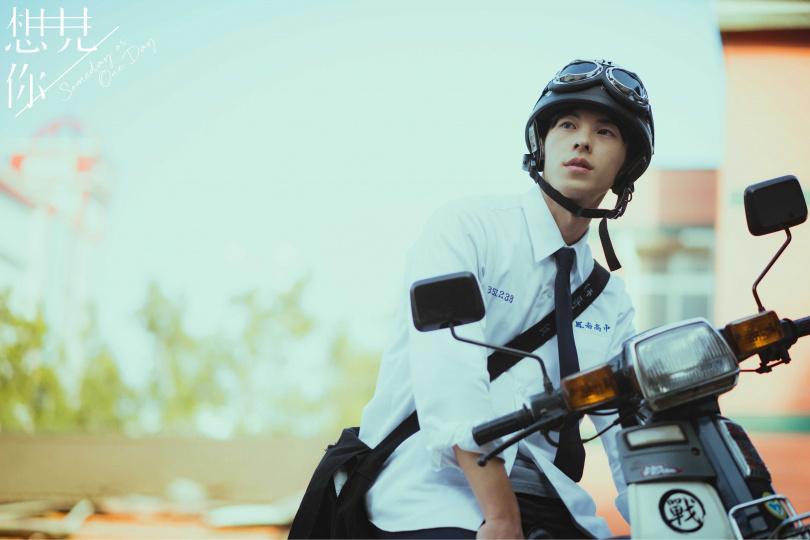 許光漢因演出《想見你》等劇爆紅,圈粉無數。(圖/衛視中文台提供)