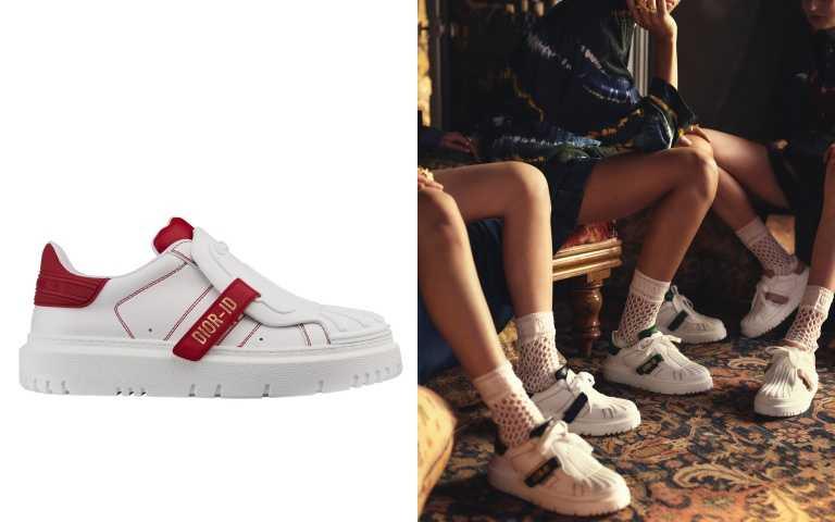 Dior-ID休閒鞋/36,000元(圖/品牌提供)