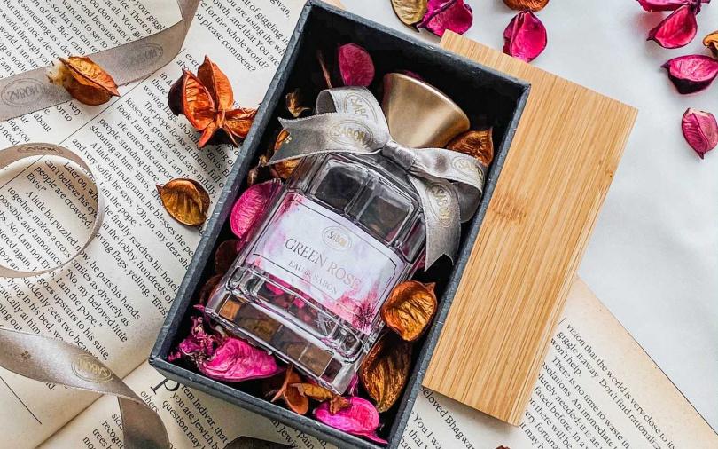 SABON白玫瑰宣言香水禮盒/2,180元(圖/品牌提供)