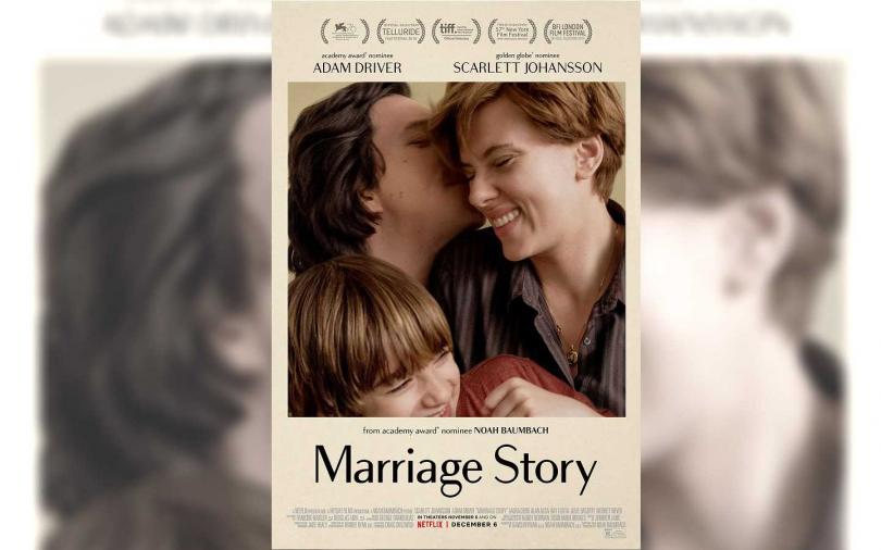 《婚姻故事》劇情改編自導演真實離婚故事。(圖/翻攝自IMDB)