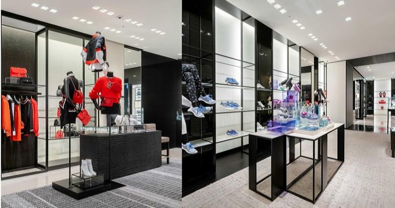 2F飾品服裝、鞋包專門區(圖/品牌提供)