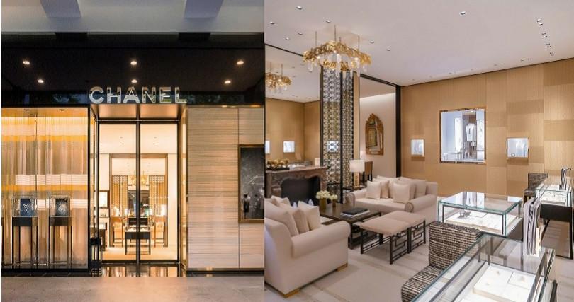 腕表珠寶專門店也在此,舒服自在的空間讓你自在放鬆購物。(圖/品牌提供)