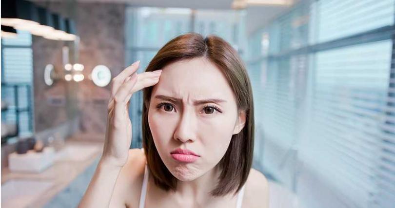 忙碌壓力,一個不小心讓自己的狀況變差。