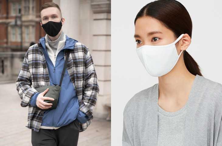 超熱議的AIRism涼感口罩終於在台灣也買得到了!(圖/UNIQLO)
