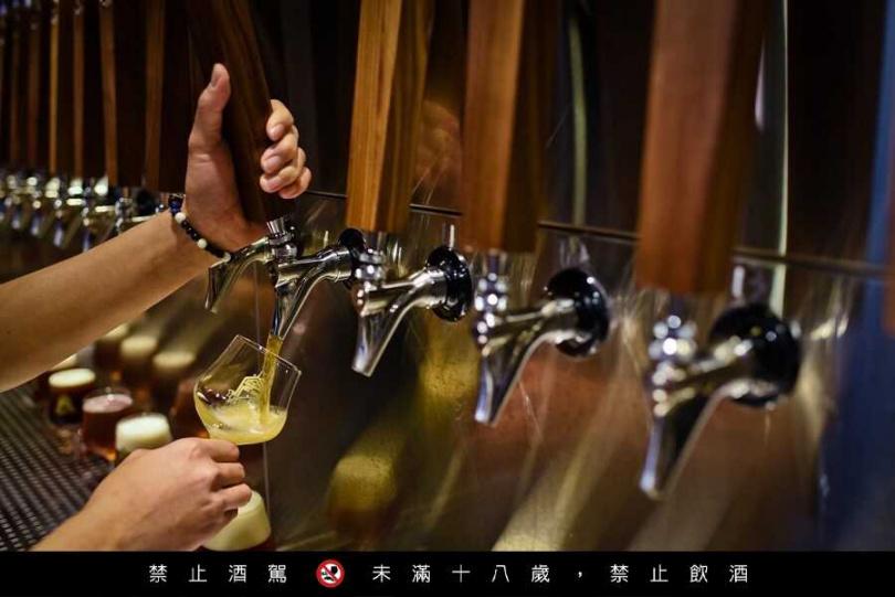 在「掌門精釀」全台門市,可享用新鮮直送的 on tap「貴妃醉酒」,賣完為止!