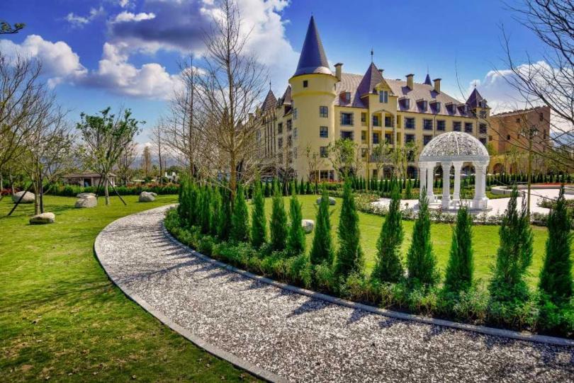 圖為「瑞穗天合國際觀光酒店」。