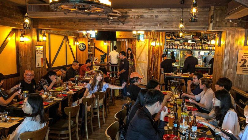 圖片來源:ABV 美式餐酒館-世界精釀啤酒餐廳臉書