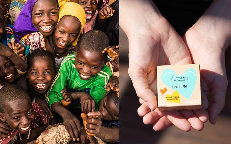2020 UNICEF乳油木牛奶公益皂50g/NT145(圖/L'OCCITANE提供)