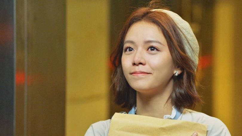 宋芸樺私下對浪漫很嚴格,但會幻想自己是韓劇女主角。(圖/三立)