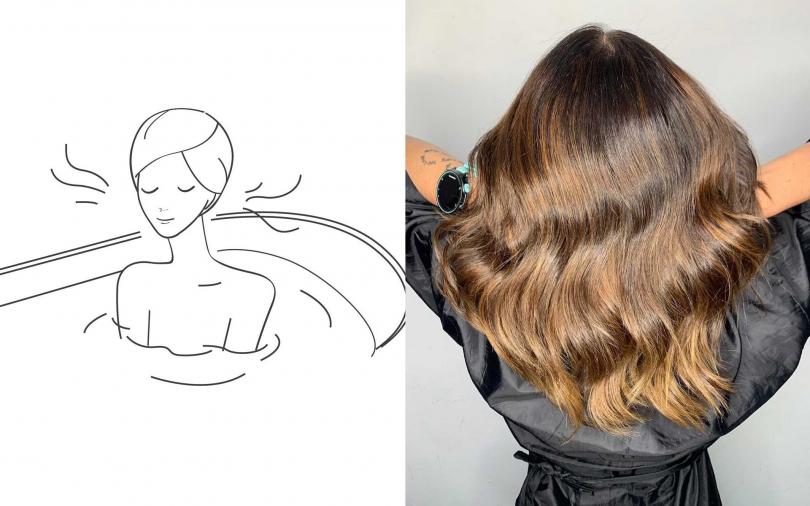 尤其是常吹髮染燙的女孩這招更要學起來。(圖/品牌提供、IG@turquesa_studio)