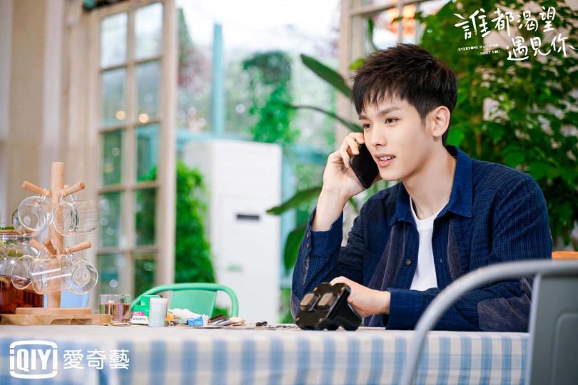 王以綸在新戲中靠帥氣外表以及暖男形象圈粉。(愛奇藝台灣站提供)