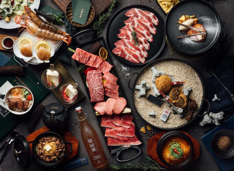 來到台中店的消費者,總得入境隨俗才行,「Taichung 台中」點起來吧!