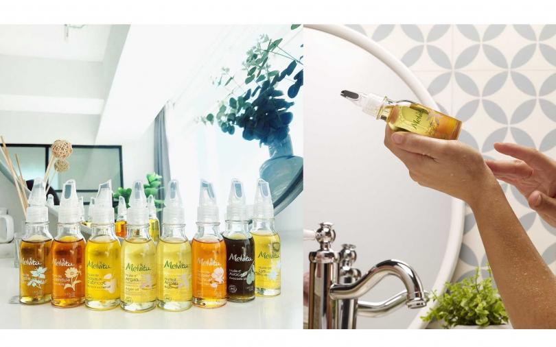如果真的買不到也別太難過,Melvita旗下其實也有許多厲害的單方植物油,抗老、淡斑、掃黃甚至是護眼、健髮,針對單一功效做特別加強,效果好到全球每30秒就能賣出一瓶喔。(圖/品牌提供、IG@melvitatw)