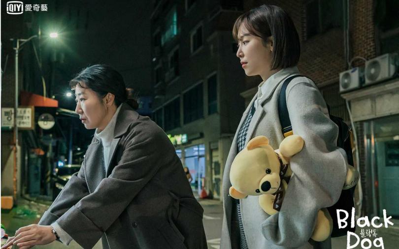 徐玄振與羅美蘭第一次合作拍戲,但默契極佳。(圖/愛奇藝台灣站提供)