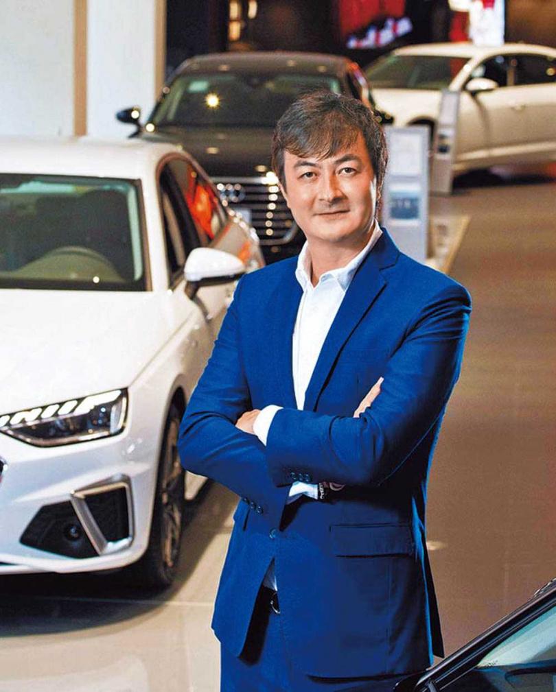 台灣奧迪總裁Matthias Schepers對小改款的Q5充滿信心,他認為Q5是AUDI休旅家族最重要的成員。(圖/報系資料庫)