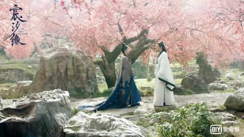 張震與大陸女星倪妮首度攜手主演新戲。(圖/歐銻銻娛樂提供)