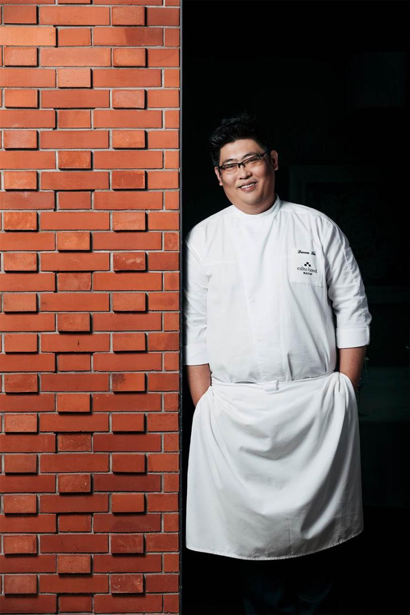 In Between新任主廚Darren Lin。