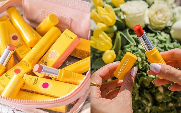 活力黃的包裝外殼,跟夏日juicy果汁感也很能相呼應。(圖/翻攝網路)