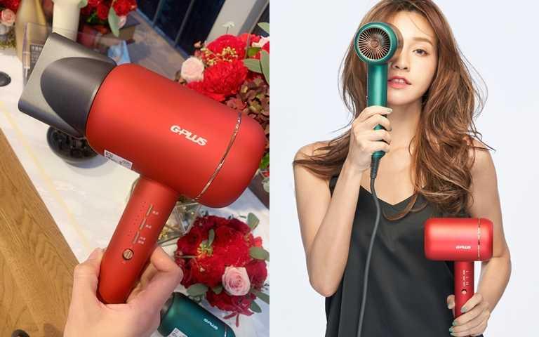 這支來自台灣的G-PLUS冷凝水離子吹風機很受到Hardy老師讚賞!即使老師已經用遍市面上各個品牌的負離子吹風機,但對於它獨特的奈米水離子作用可以讓頭髮的表層更有水分這個特點可是讚不絕口,直說吹完後的髮絲質感一級棒!(圖/吳雅鈴攝影、品牌提供)