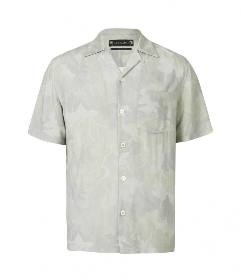 Arboretum印花短袖襯衫 定價 5,000元