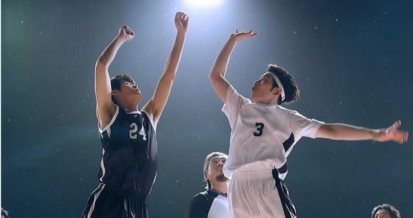 蕭敬騰興奮透露,最愛「灌籃高手」中的「彩子」。(圖/喜鵲娛樂提供)