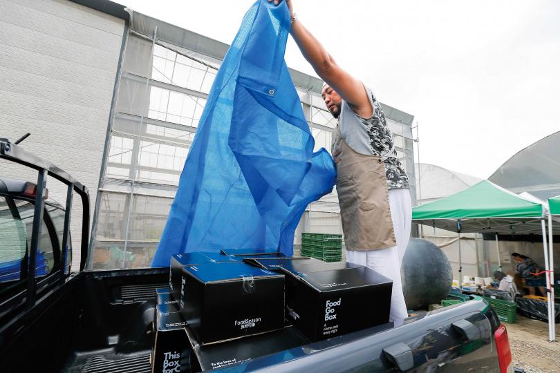 車斗長1,847mm的1.5廂RANGER職人型,可載重達1,125公斤。(圖/黃耀徵攝)