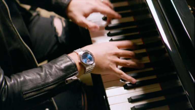 全新TUDOR「Royal皇家系列」腕錶,集聚經典與運動腕錶的雙重特色,動靜皆宜。(圖╱翻攝自IG)
