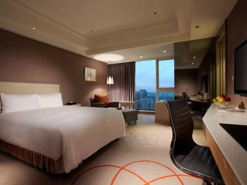 2日遊入住新竹老爺酒店,台北出發每人最低1,950元