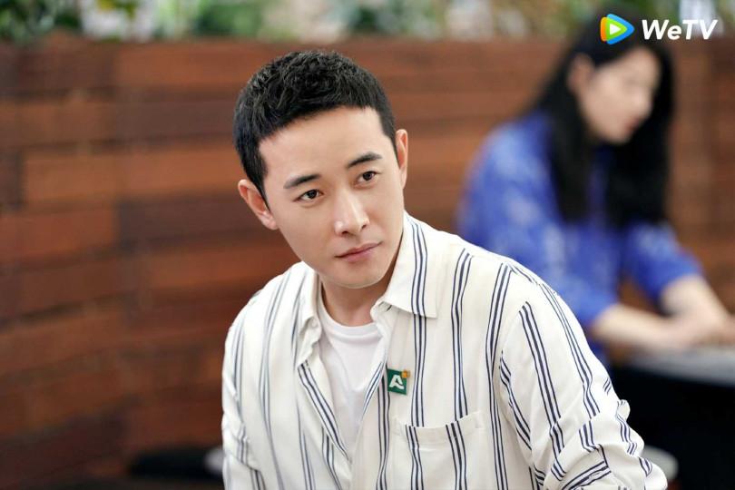 羅晉在《安家》飾演徐姑姑。(圖/WeTV)