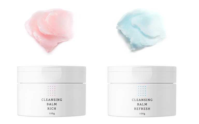 RMK潔膚凝霜(保濕型) 100g/NT1,500,潔膚凝霜(清爽型) 100g/NT1,500(圖/RMK提供)