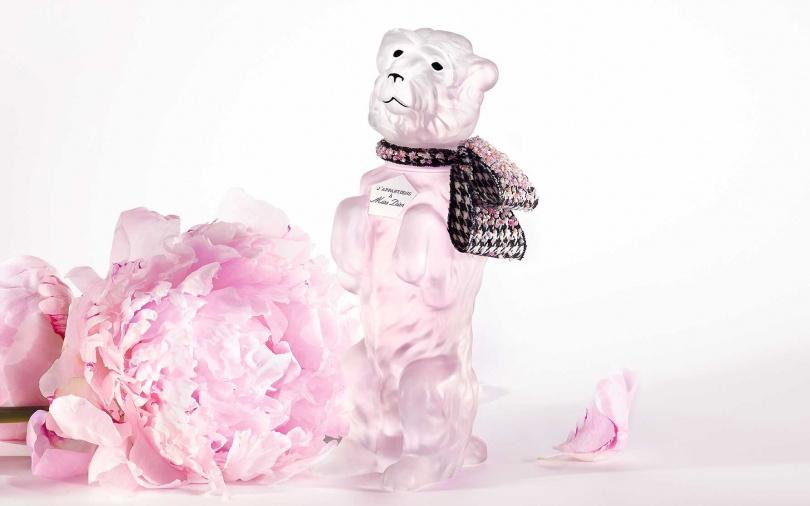 Dior Miss Dior花漾迪奧淡香水-BOBBY限量復刻版 90ml/18,000元(圖/品牌提供)