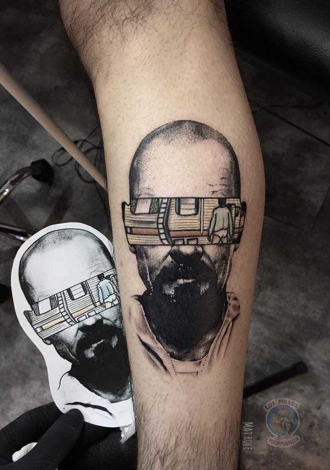 圖片來源:Mat Rule Tattoo臉書