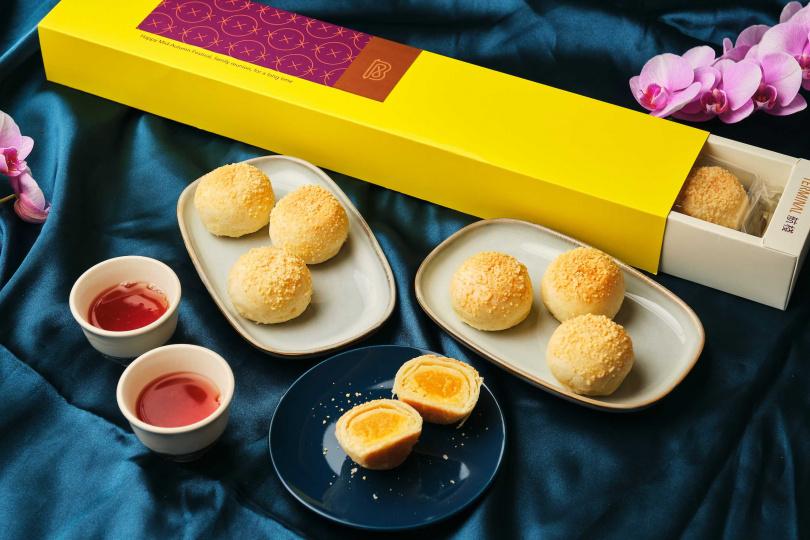復興空廚金沙奶黃酥禮盒
