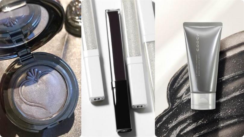灰黑時尚包裝和顏色正流行
