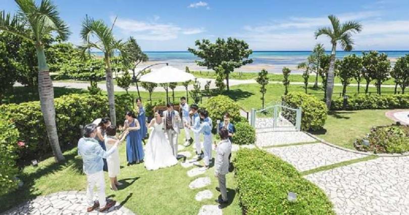 浪漫的婚禮,就讓自己成為莊園的一日主人。