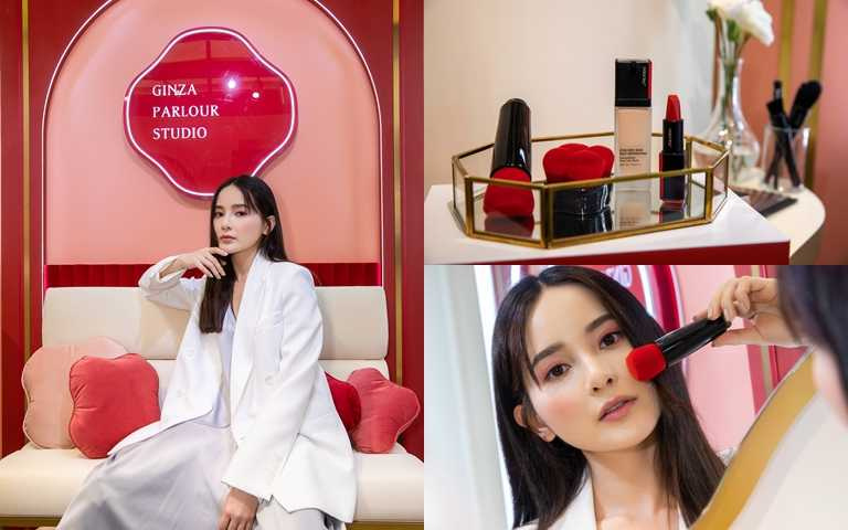 這次的彩妝服務會以好評度No.1的超進化底妝搭配主題妝容,保證拍下的照片一定會大滿意。(圖/品牌提供)