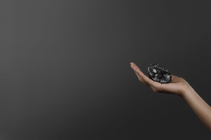 世界上第二巨大稀有的鑽石原石就是它,命名為Sewelô。(圖/品牌提供)