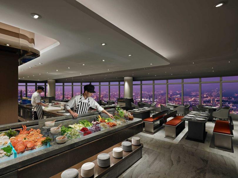 圖片來源:Mega 50餐飲及宴會- 50樓cafe