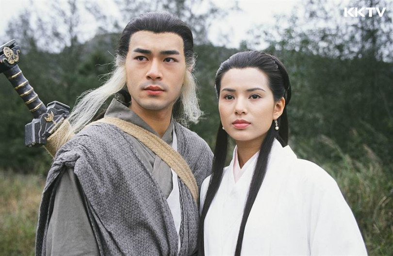 古天樂與李若彤的《神鵰俠侶》,是許多劇迷心中無可超越的經典。(圖/KKTV)