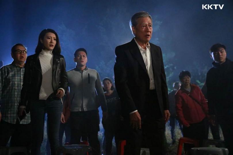 KKTV新跟播港劇《十二傳說》,劇組赴實地取景,更添真實感。(圖/KKTV)