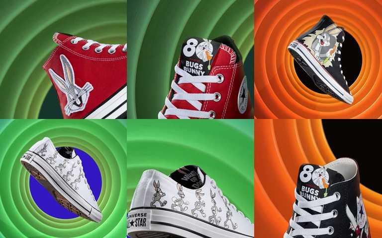 Chuck Taylor All Star高筒鞋款建議售價為NT2,380;Chuck Taylor All Star低筒鞋款建議售價為NT2,180。
