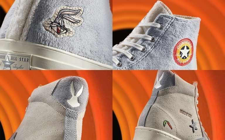 Pro Leather鞋款建議售價為NT3,280;Chuck 70鞋款建議售價為NT3,480。