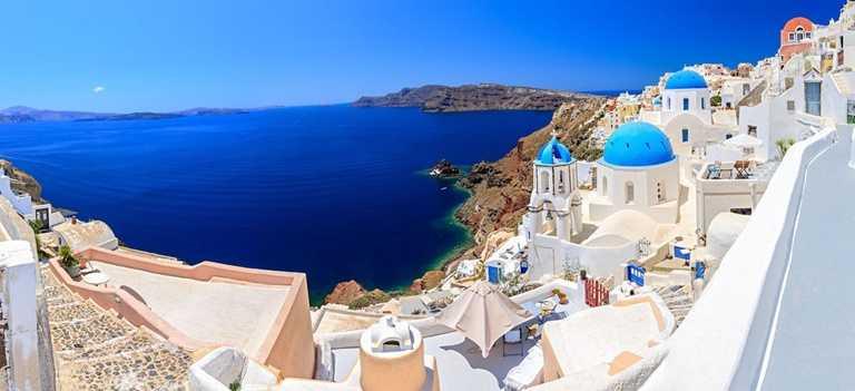美麗的希臘是許多人的夢想清單之一。