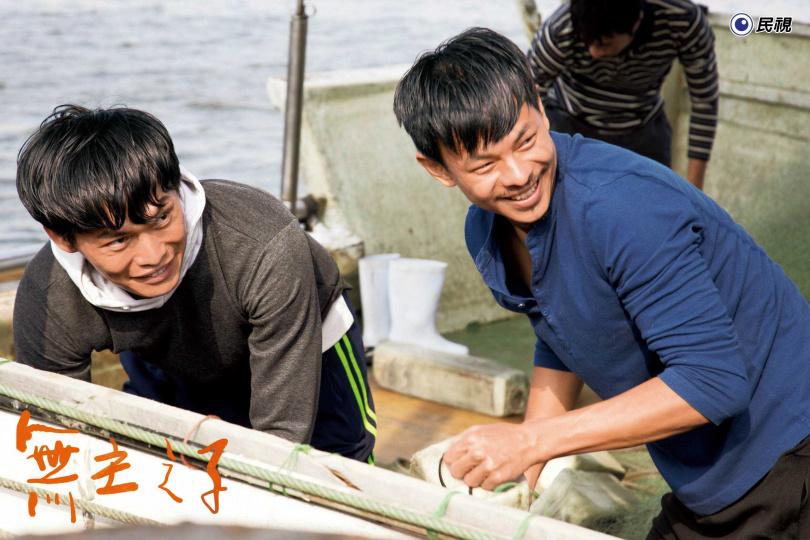 在《無主之主》演出越南移工,黃鐙輝坦言壓力不小。(圖/民視提供)
